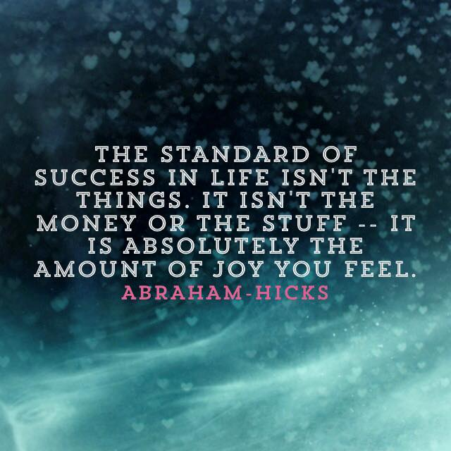 Success-Abraham-Hicks